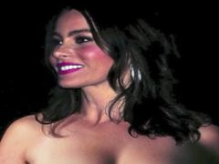 Sofia Vergara Disrobed In HD!